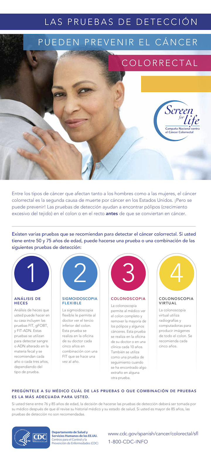 colon cancer infographic_spanish