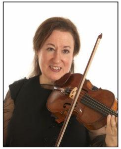 Special Guest: Concert Violinist Priscilla Hallberg