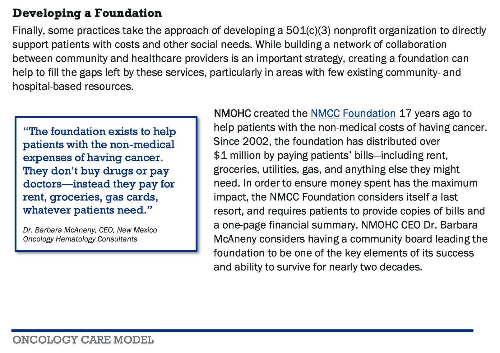 CMS-features-NMCCF