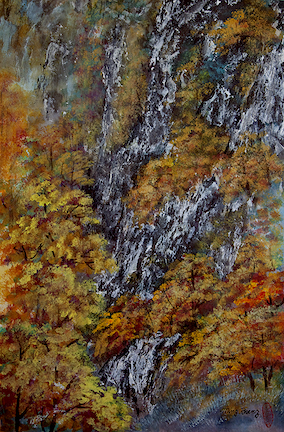 Autumn splendor, Ming Franz