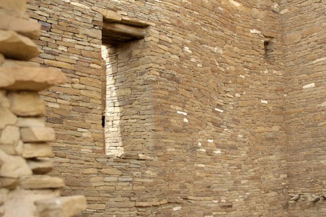 Chaco Window, Pat Berrett