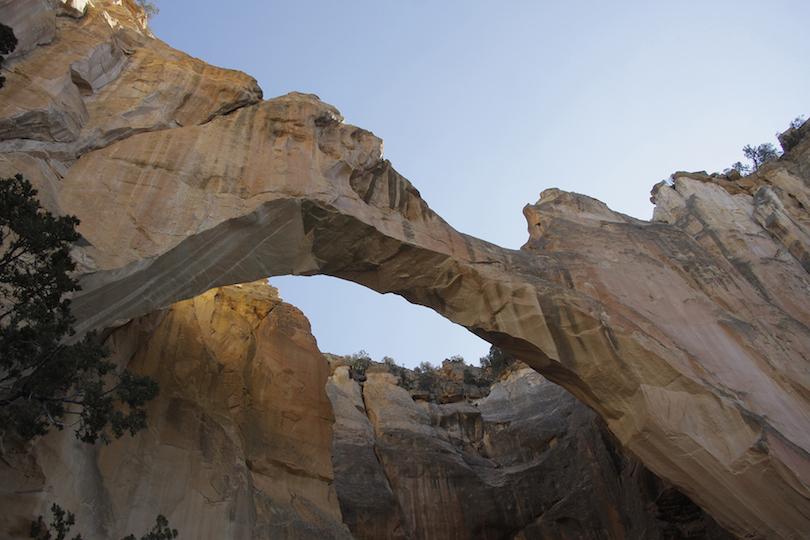 La Ventana Arch, Pat Berrett