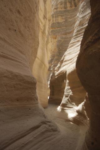 Slot Canyon, Pat Berrett