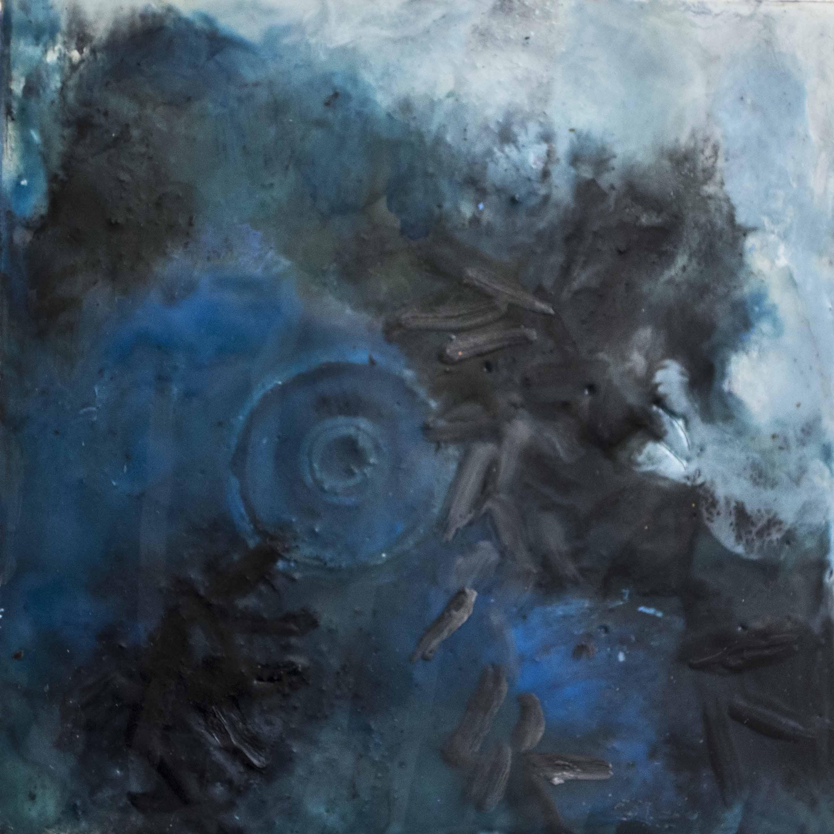 Blue Target, Virgina Baich