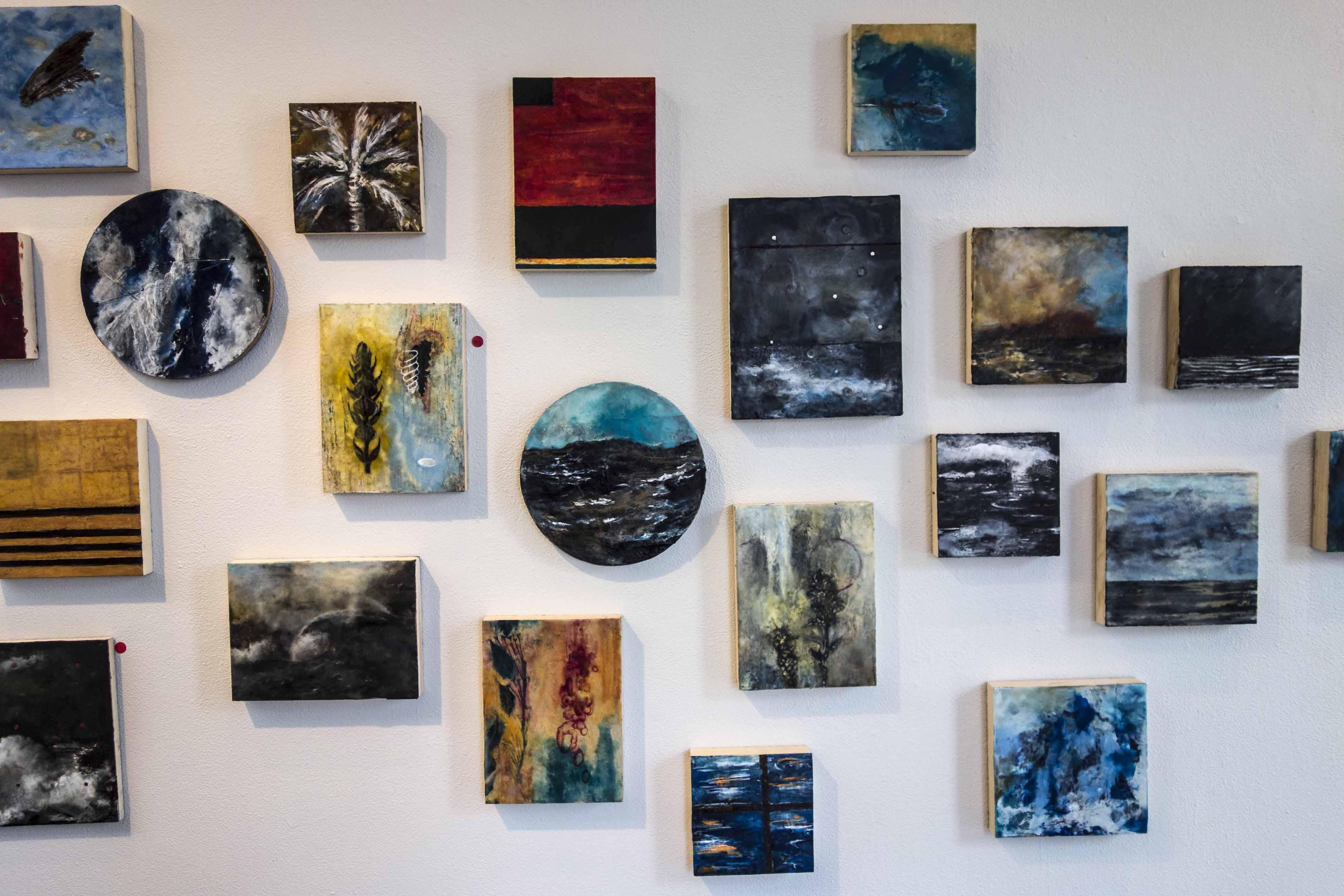 Installation, Virgina Baich