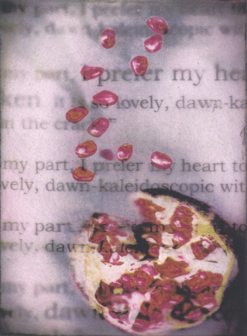 Dawn Kaleidoscopic Heart, Jessica Krichels