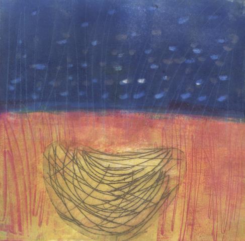 Nesting, Evening - Jessica Krichels