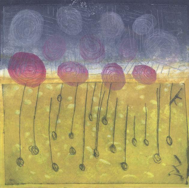 Undergournd Growth, Jessica Krichels