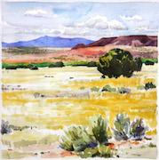 Mountain and Mesa, David Welch