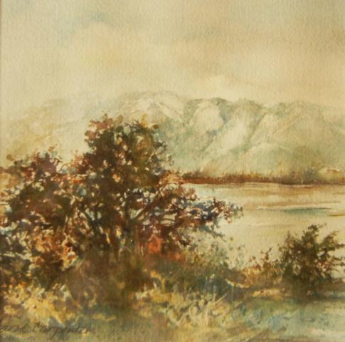 Sandia Mountains, Carol Carpenter