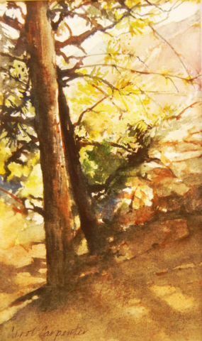 Sandia View, Carol Carpenter
