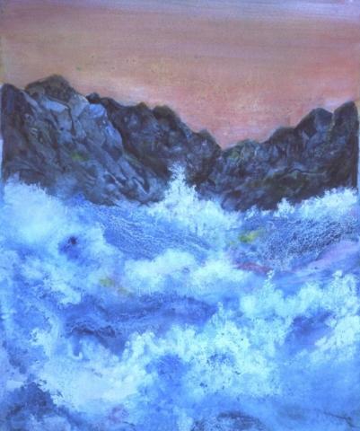 Waves, Ming Franz