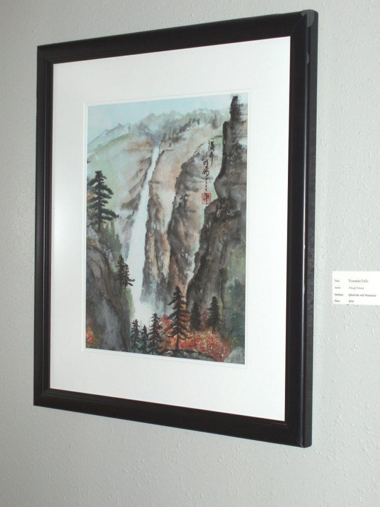 Yosemite Falls, Ming Franz