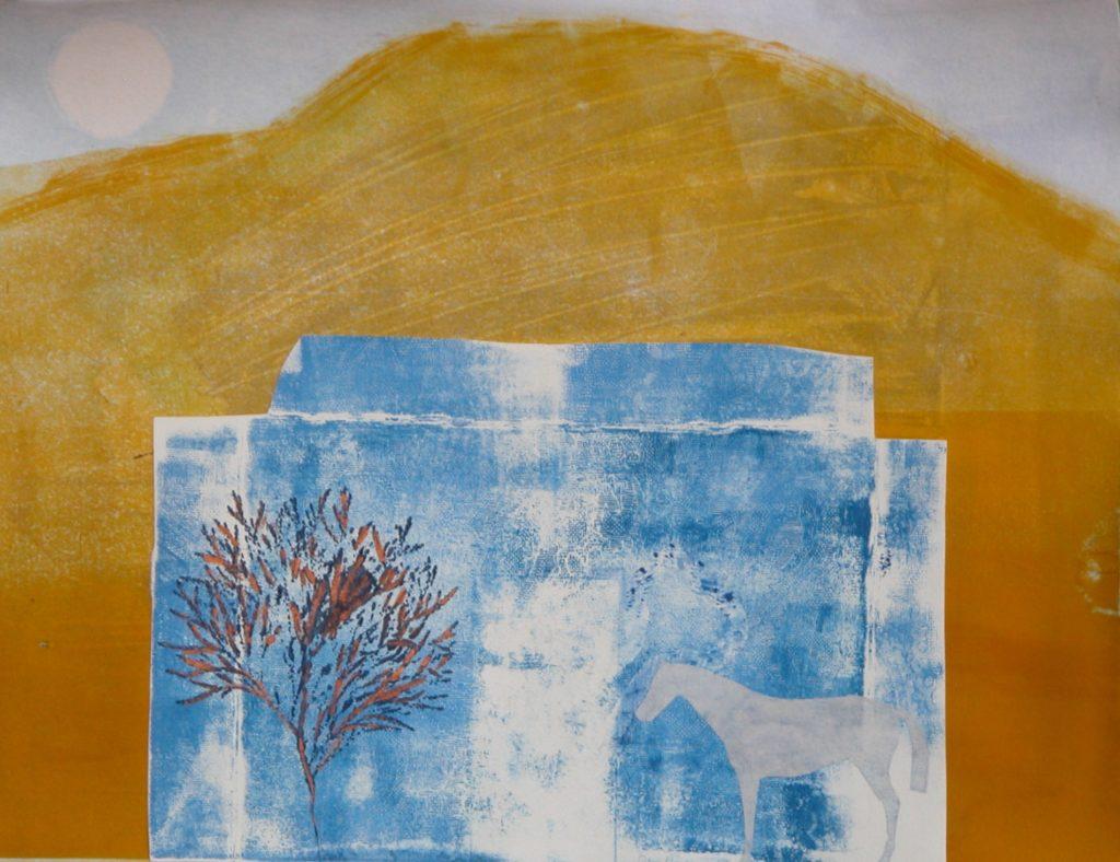 Blue House, Dan Noyes