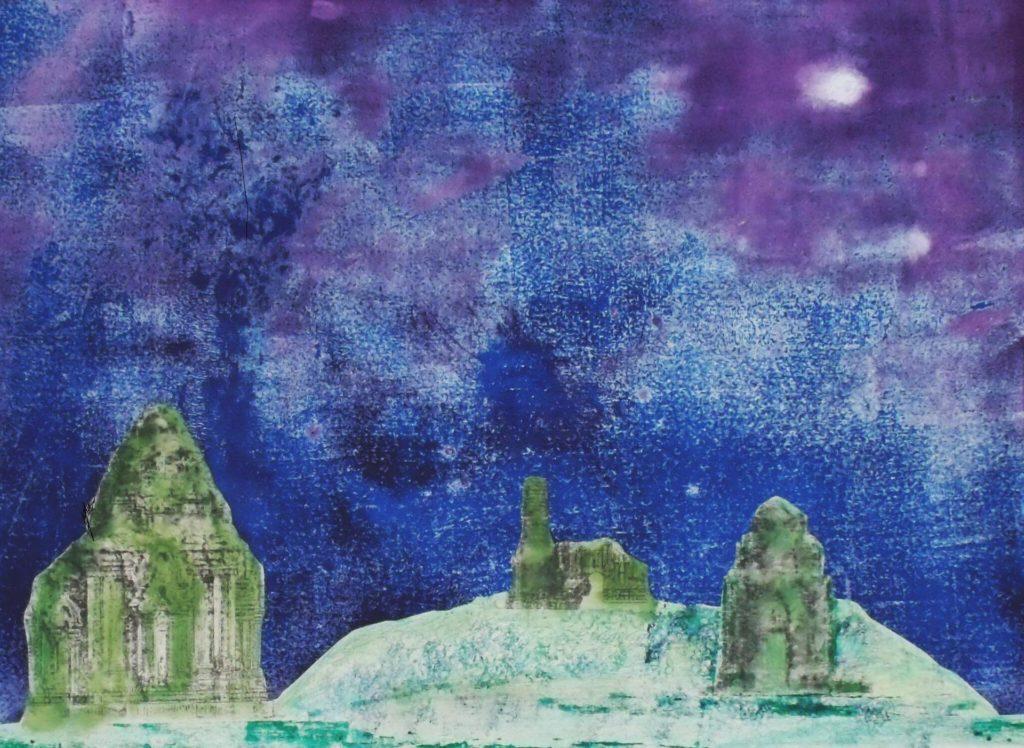 Cham Temples, Dan Noyes