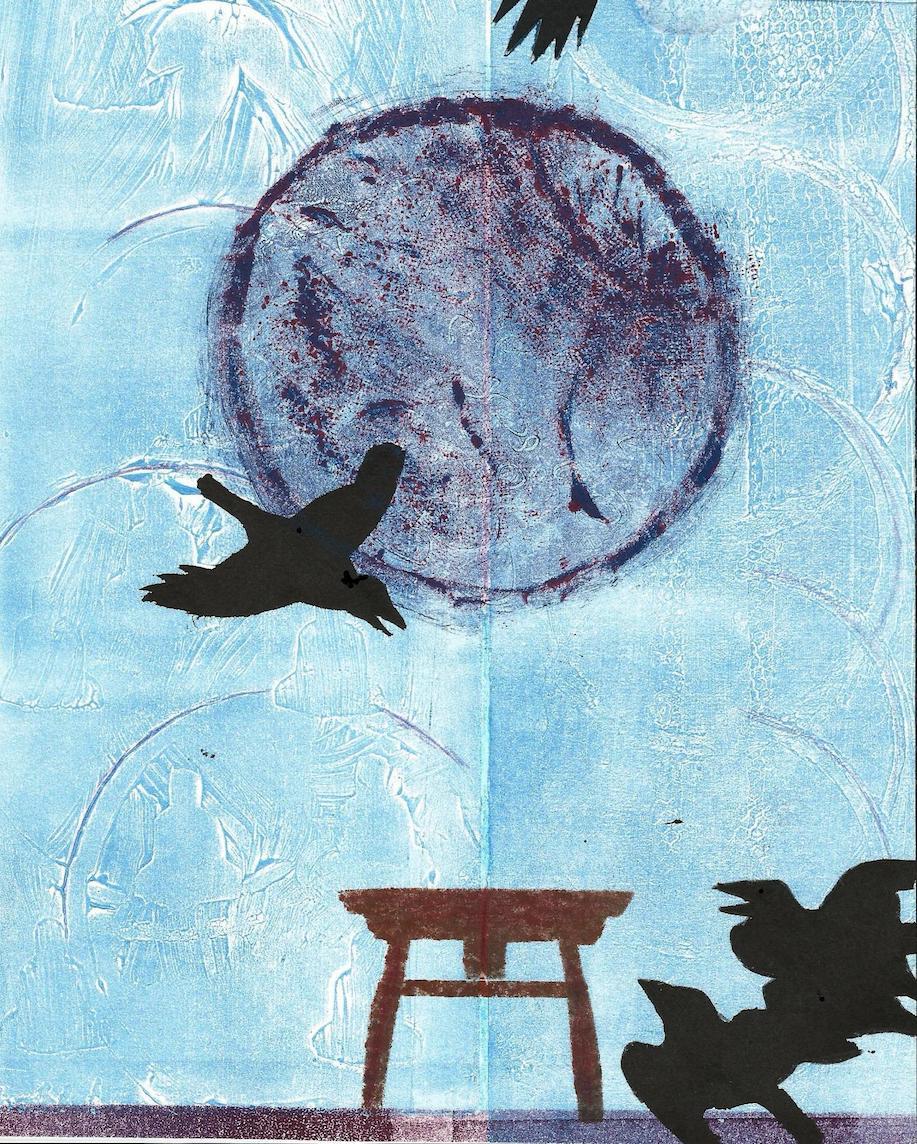Tori and Crows, Dan Noyes