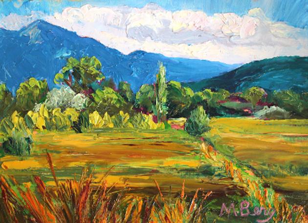 Valle Linda Ranchos de Taos, Marian Berg