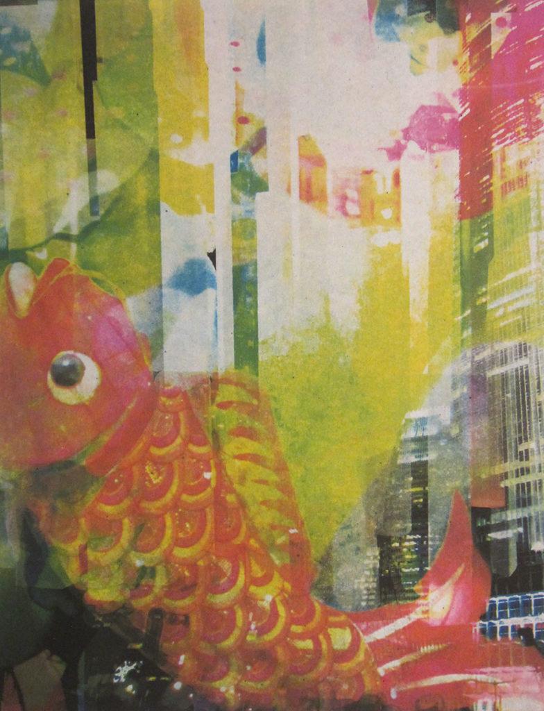Hong Kong Love Song II, Jessica Weybright