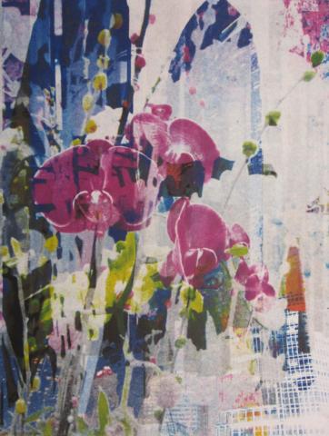 Hong Kong Love Song I, Jessica Weybright
