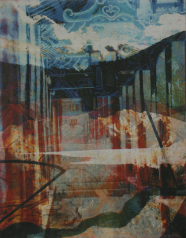 My Kingdom Stands on Brittle Glass, Jessica Weybright
