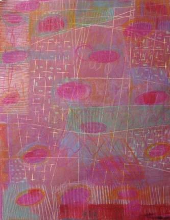 Janet Shagam: Silk Road I