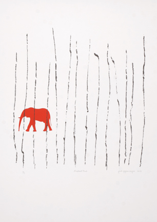 Janet Shagam, Elephant Fred
