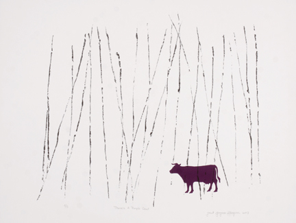 Janet Shagam, Purple Cow