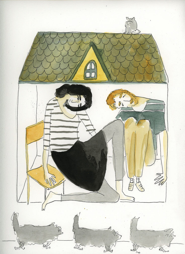 Zahra H. Marwan: At Home, in Love