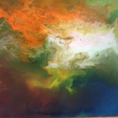 Carolyn Jo Peterson, Equinox, 24x24