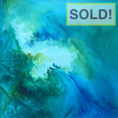 Carolyn Peterson, Vortex, SOLD