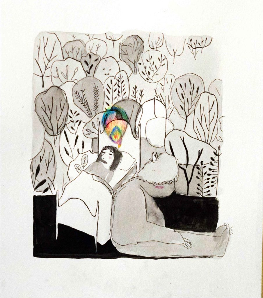 Zahra H. Marwan: Colorful Dreams