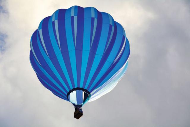 Marilyn Ortega, Flying High