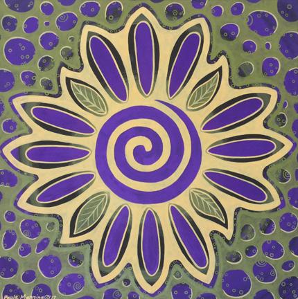Paula Manning-Lewis, Healing Bloom