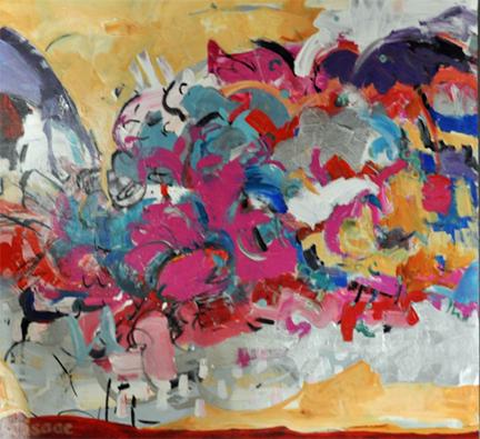 Isaac AlaridPease, Like The September Sky