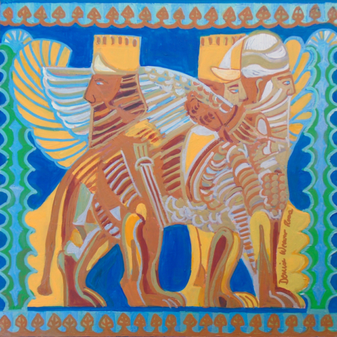 Denise Weaver-Ross: Lamassu