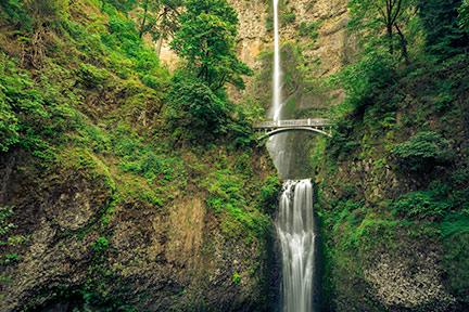 Scott McCormick: Multnomah Falls