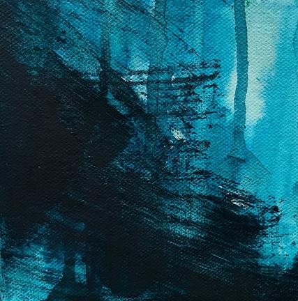 Michelle Marie Sharp: My Ocean #1