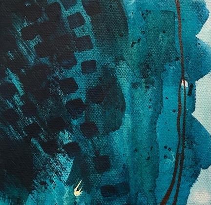 Michelle Marie Sharp: My Ocean #10