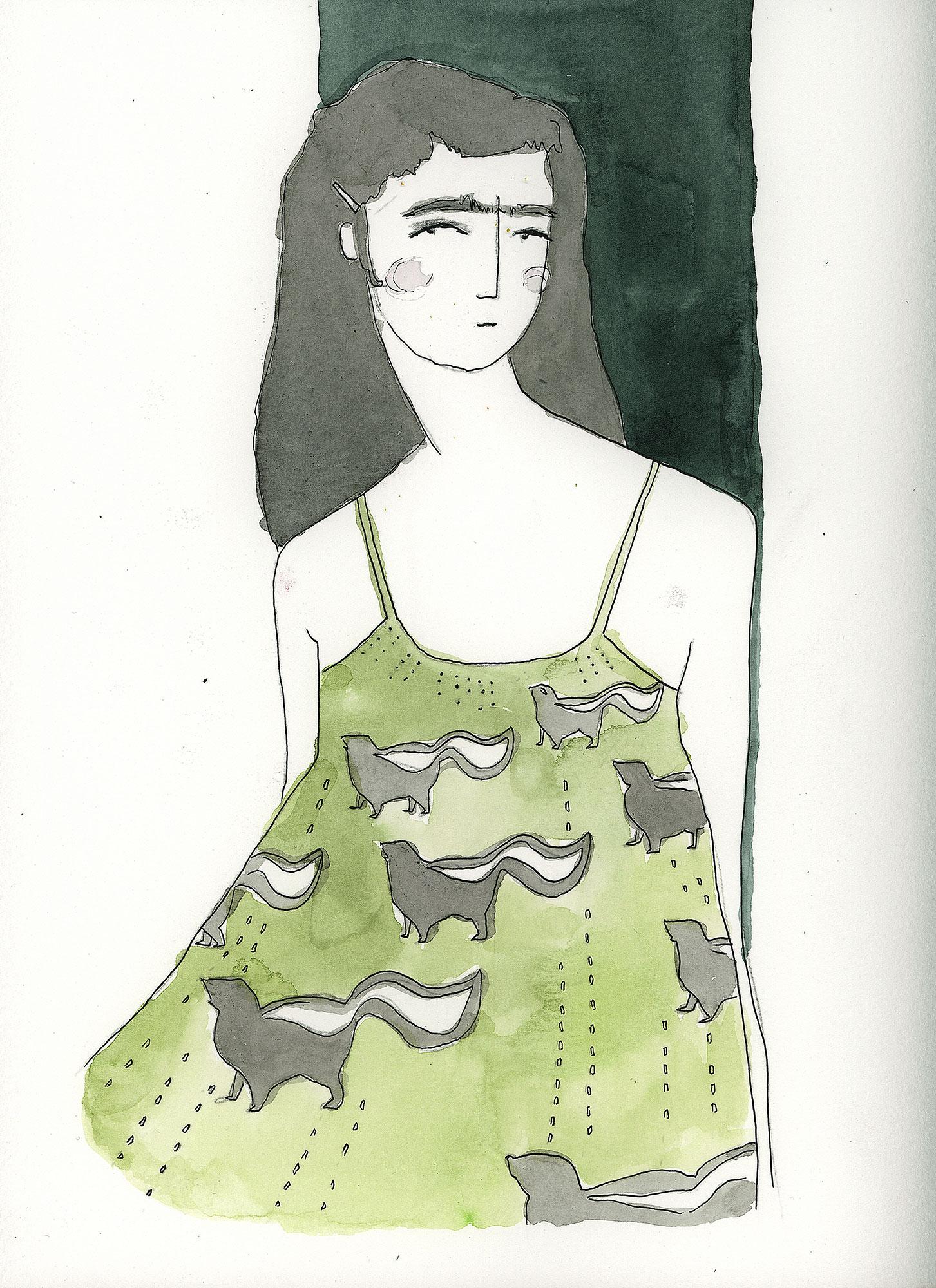 Zahra H. Marwan: Portrait