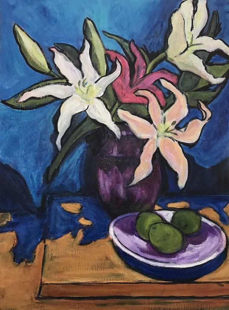 Risa Taylor, Sunday Flowers