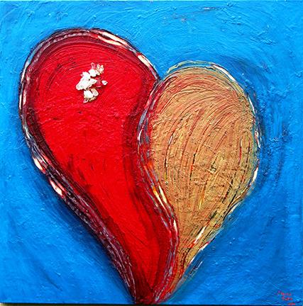 Elaine Soto: Healing Heart
