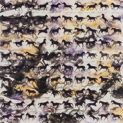 Trish Meyer, One Hundred Horses