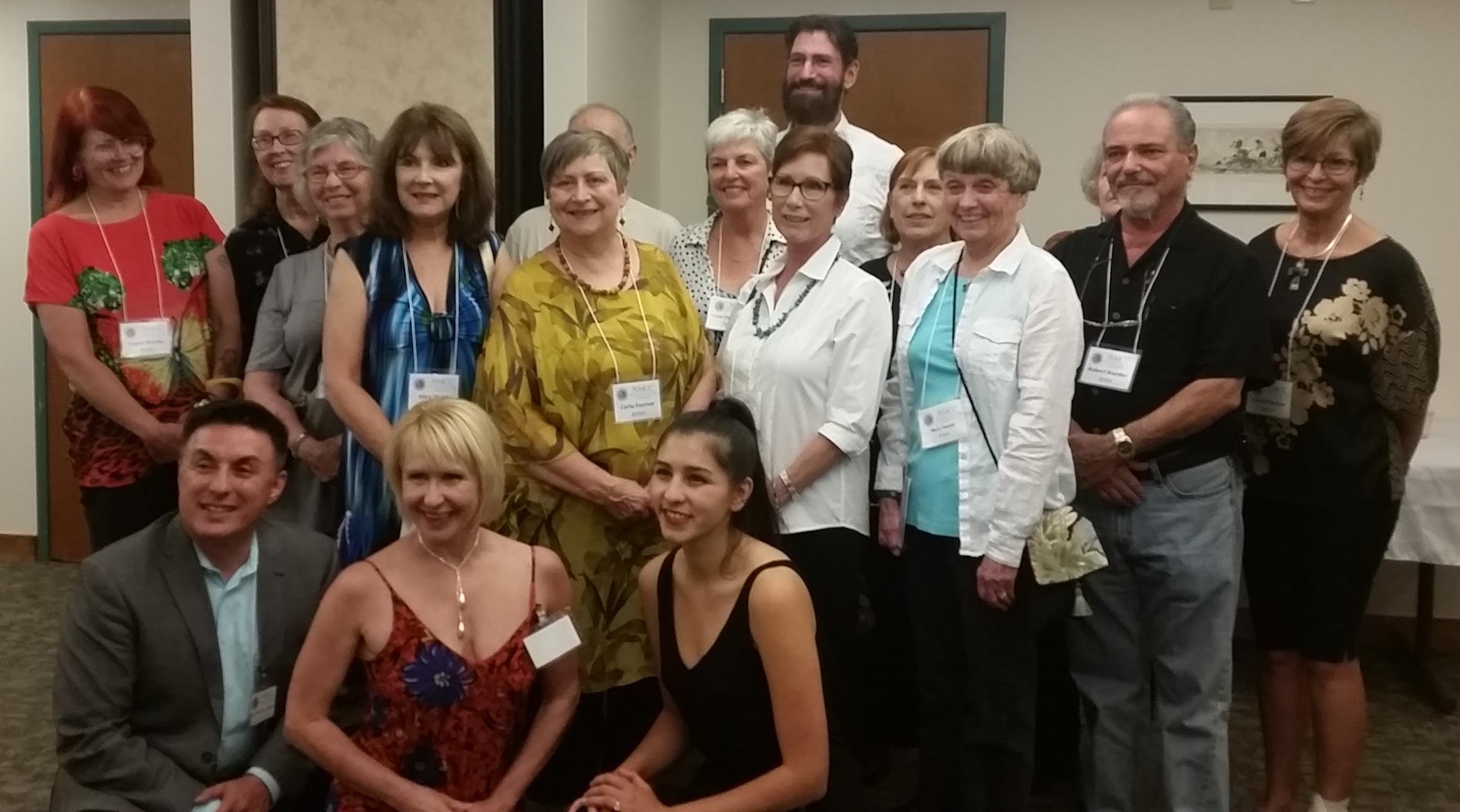 Artists & Foundation Staff
