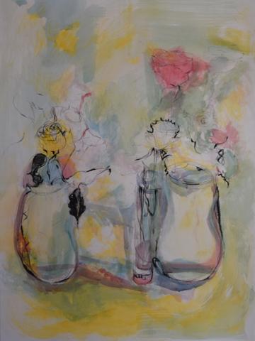 Carol Felley: Yellow Light