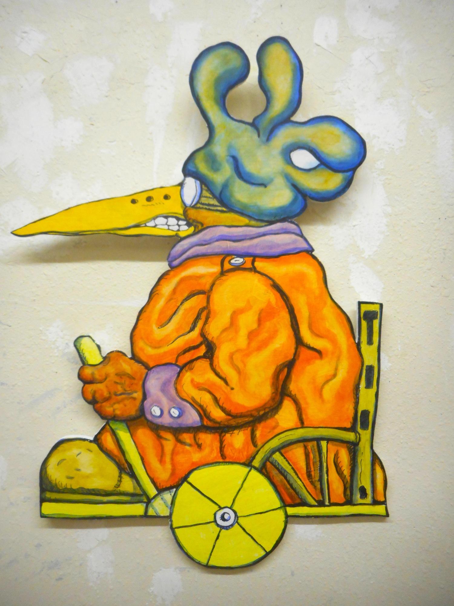 Santiage Perez: Good Time Charlie Brown