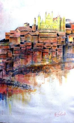 Roger DiCamillo: Orvieto
