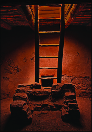 Joan Fenicle: Kiva Ladder