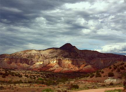 Joan Fenicle: Head'n Down the Road to Santa Fe