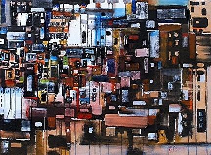 Roger DiCamillo: Organized Chaos