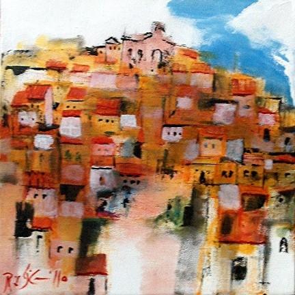 Roger DiCamillo: Hillside Village